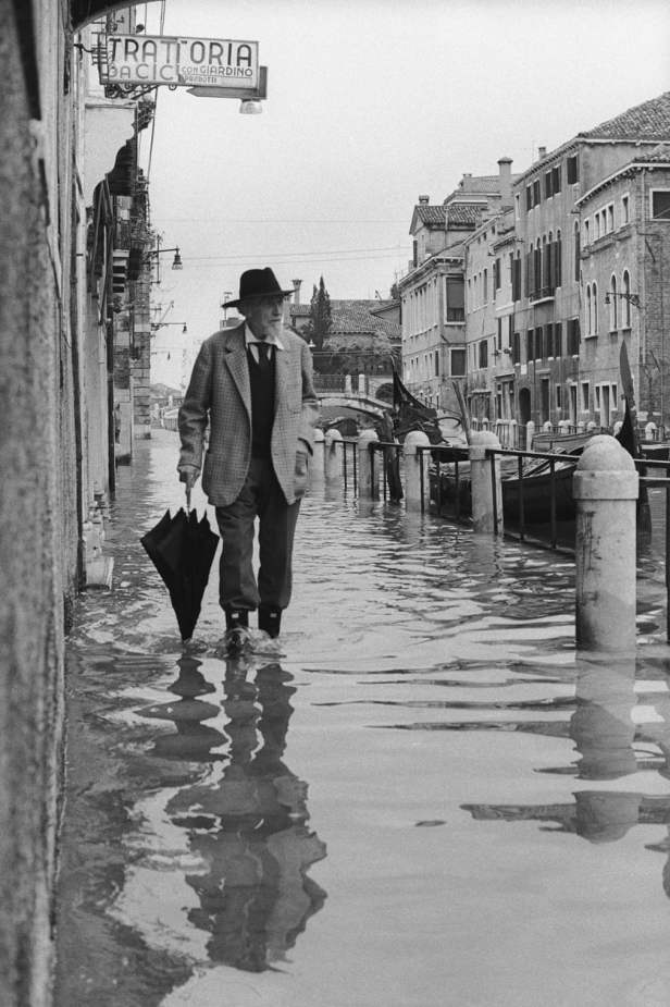 Venice Floods March 1964